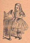 Alice in Wonderland via thegraphicsfairy.com/