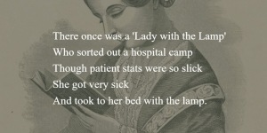 Florence Nightingale limerick